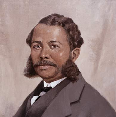 The Honorable George Lewis Ruffin